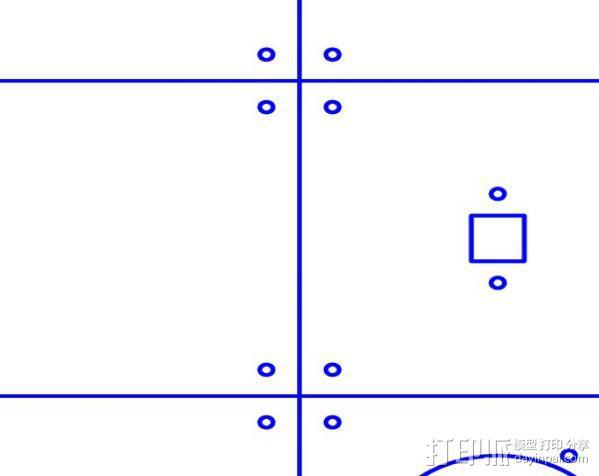 USB计量器 3D模型  图2
