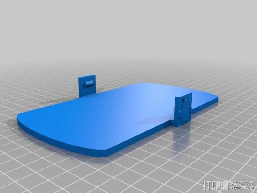 Galaxy Note 2 手机壳 3D模型  图1