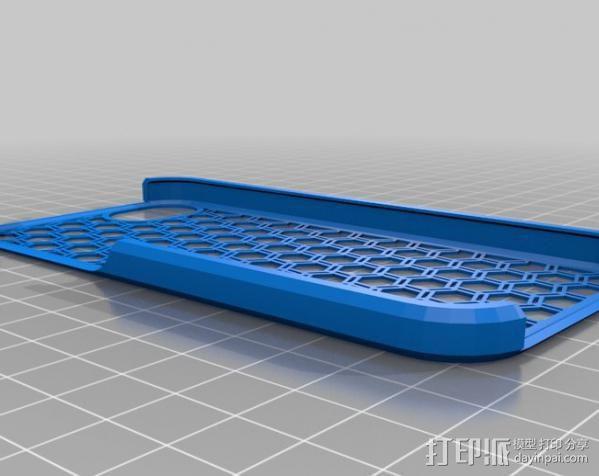 iPhone 5 手机壳 3D模型  图1