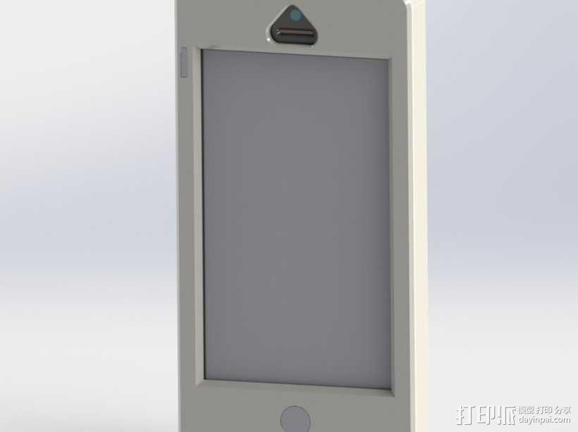 iPhone 5保护壳 3D模型  图1