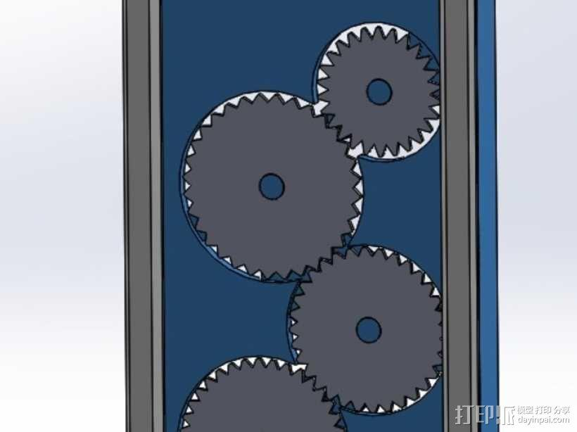 iPhone 5保护壳 3D模型  图4