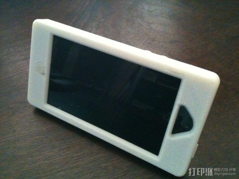 iPhone 5保护壳 3D模型  图5
