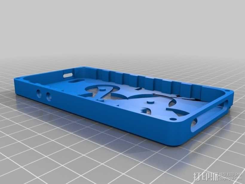 iPhone 5保护壳 3D模型  图11