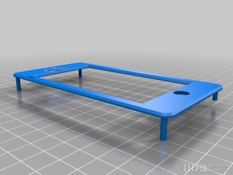 iPhone 5保护壳 3D模型  图15