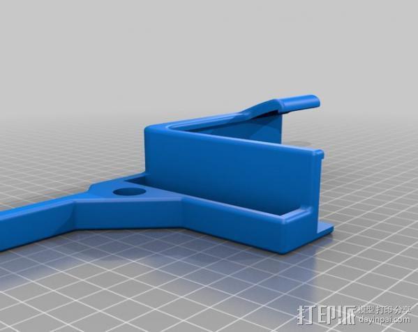 集线器 3D模型  图5