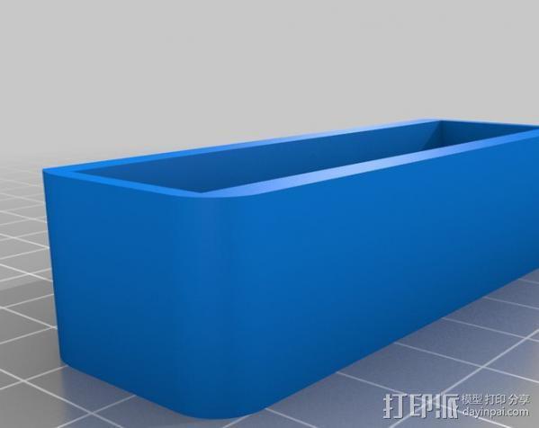 集线器 3D模型  图6