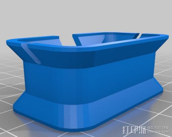 绕线器 3D模型  图2