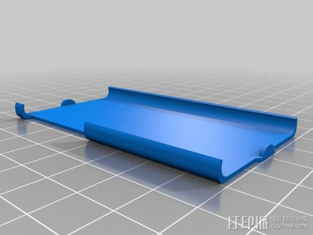 Nano保护壳 3D模型  图1