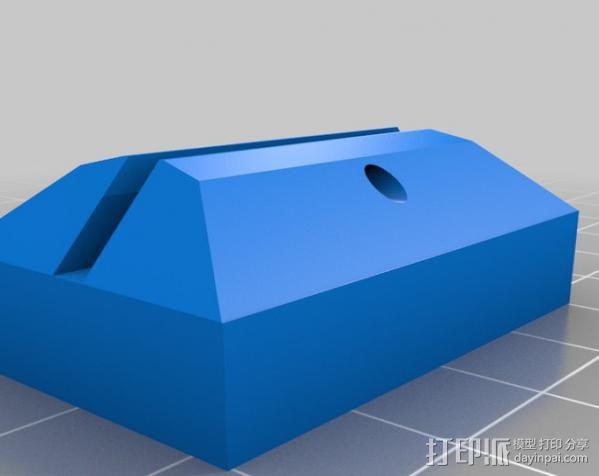 Dropcam 三脚架 3D模型  图2