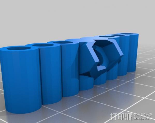 手机稳定器 3D模型  图5
