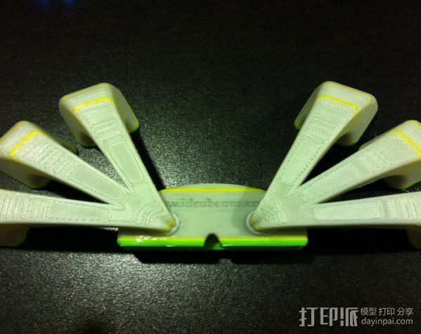 iPhone 手机座 3D模型  图4
