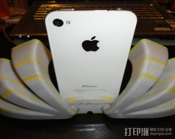 iPhone 手机座 3D模型  图6