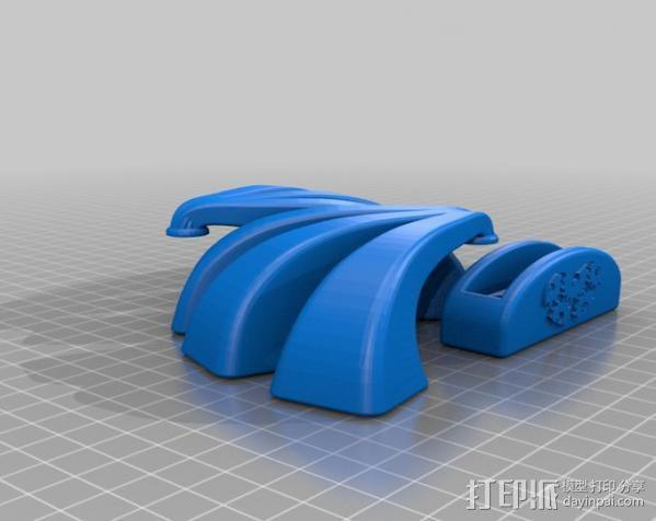 iPhone 手机座 3D模型  图7