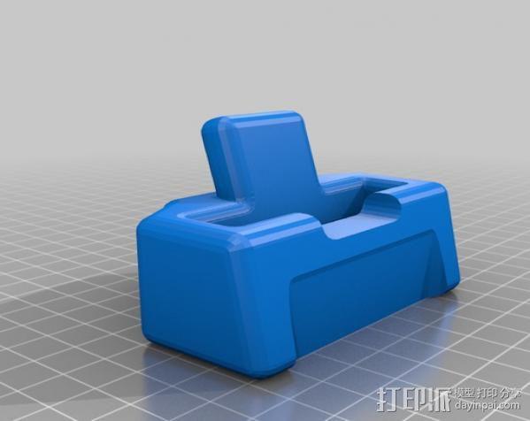 iPhone 5 手机座 3D模型  图1