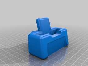 iPhone 5 手机座 3D模型