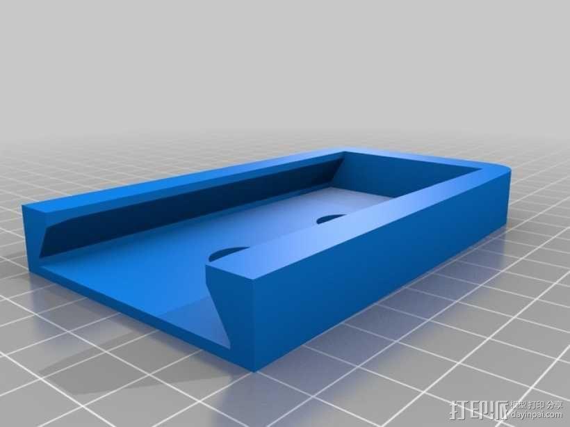 Gitzo Tripod镜头盖 3D模型  图1