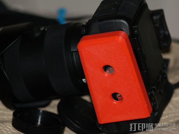 Gitzo Tripod镜头盖 3D模型  图3
