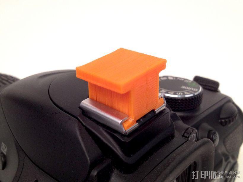 工字型适配器 3D模型  图3