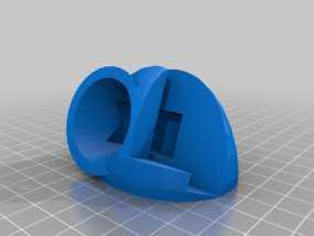 手机座 3D模型
