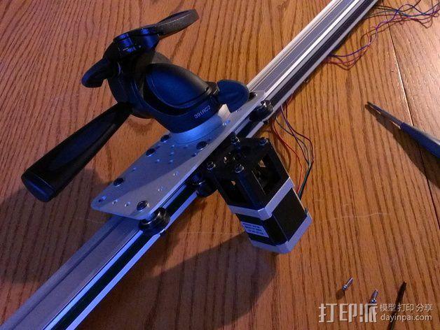 相机滑块 3D模型  图8