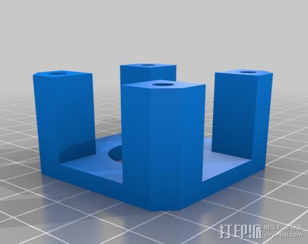 相机滑块 3D模型  图7