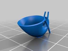 Xperia Pro扬声器 3D模型