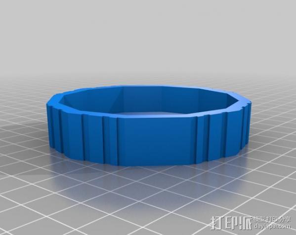 SMB3摆件 3D模型  图4