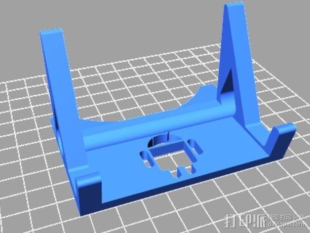 安卓手机座 3D模型  图2