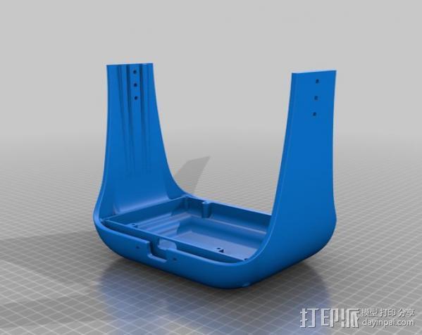 RA适配器 3D模型  图5