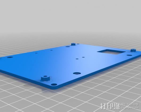 RA适配器 3D模型  图6