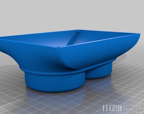 RA适配器 3D模型  图7
