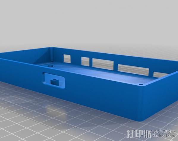 RA适配器 3D模型  图9