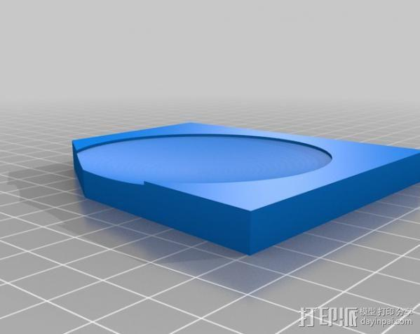 RA适配器 3D模型  图14