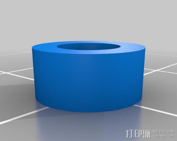 RA适配器 3D模型  图13