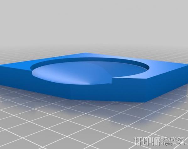 RA适配器 3D模型  图15