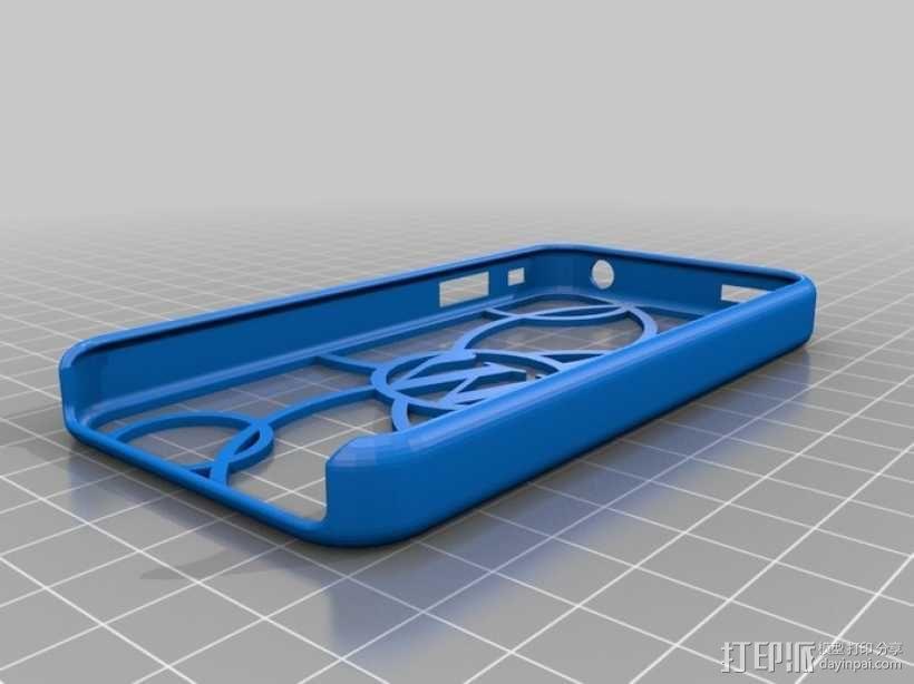 iPhone手机壳 3D模型  图3