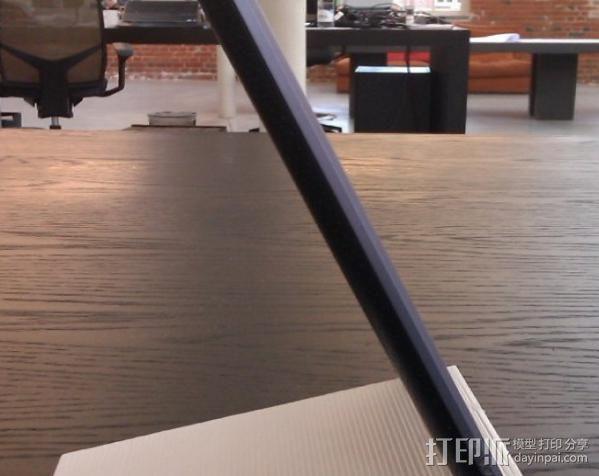 Nexus 7 平板支架 3D模型  图5