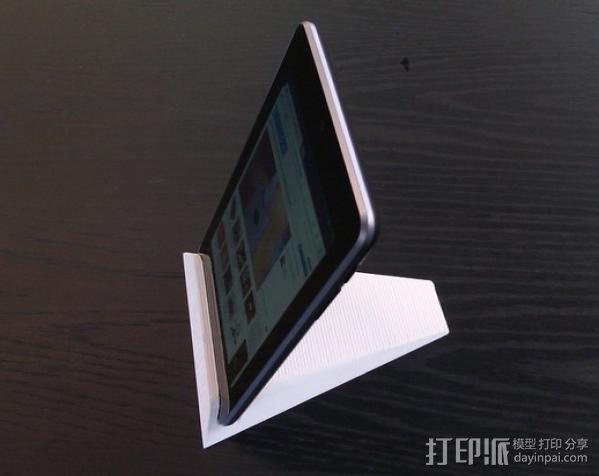 Nexus 7 平板支架 3D模型  图6