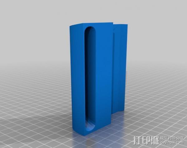 Nexus 7支架 3D模型  图3
