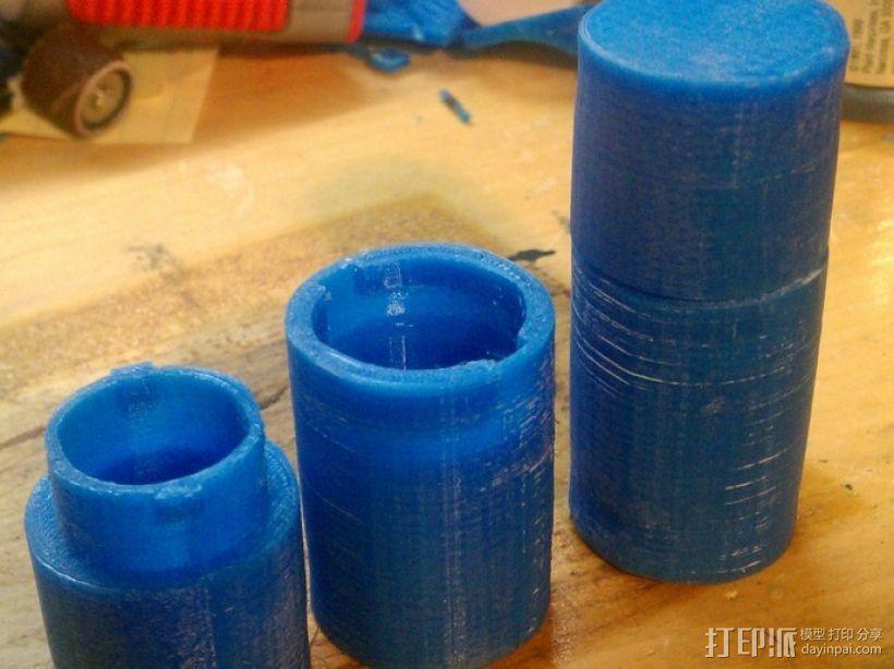 存储胶囊 3D模型  图3