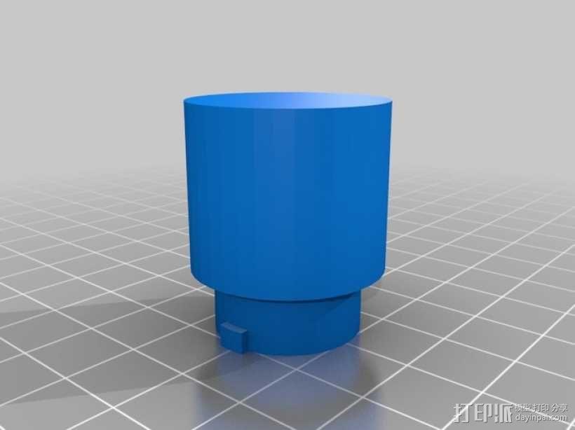 存储胶囊 3D模型  图2