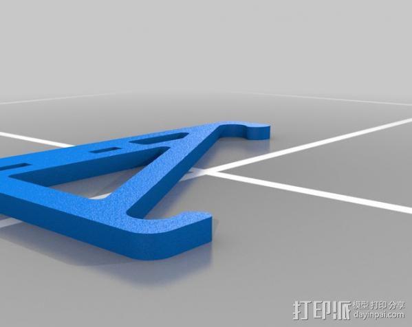 平板支架 3D模型  图8