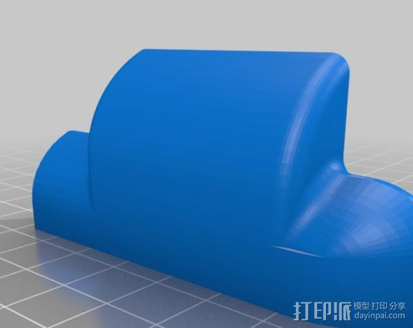 iPad 2 扩音器 3D模型  图2