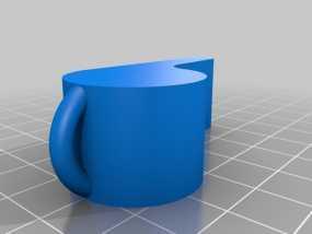 口哨 3D模型