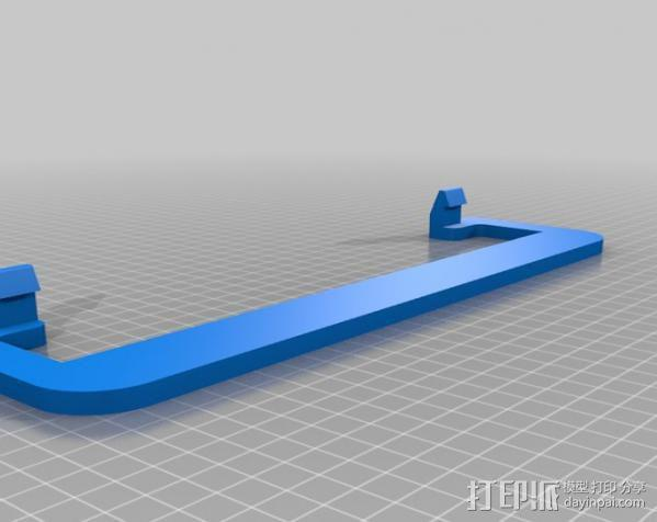 Ipad支架 3D模型  图3