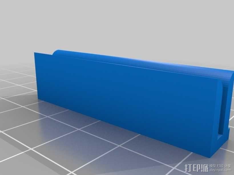 智能套夹 3D模型  图1