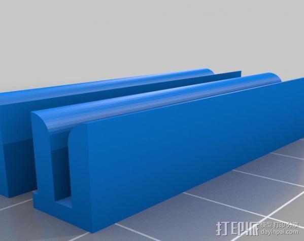 智能套夹 3D模型  图4
