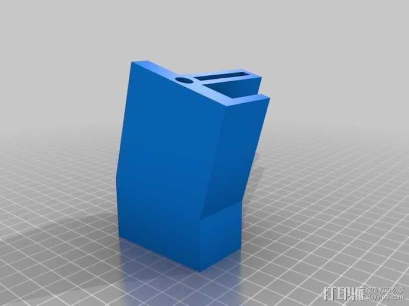 Galaxy Note 手机座 3D模型  图3