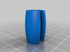 耳机夹 3D模型