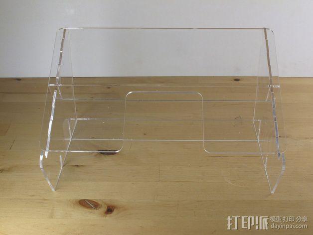 Macbook Air支架 3D模型  图3